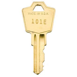 amazon com hon 113e file cabinet replacement key office products rh amazon com  hon lateral file cabinet replacement keys