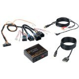 iSimple ISGM572 Gateway Automotive Audio Input Interface Kit for 2006-10 GM 11-Bit ()