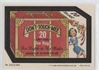 Topps Don't-Touch-Mee (Trading Card) 1980 Wacky Packages Series 4 - [Base] #223