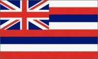 Hawaiian Flag (Hawaii US State Flag - 3 foot by 5 foot Polyester (NEW))