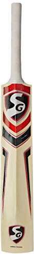 SG Max Cover Kashmir Willow Cricket Bat  Color May Vary