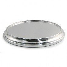 Communion Base - Artistic Manufacturing 921623 Communion-Polished Tray-Base-12.75 In.