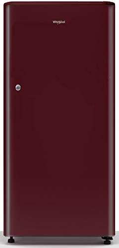 Whirlpool 190 L 3 Star Direct-Cool Single-Door Refrigerator (WDE 205 CLS 3S WINE-E, Wine)