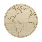 Solid Wood World Air Freshener/Diffuser/Coaster - The scent-it-yourself version - 2 (Its Scent)