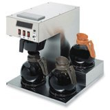 Buy Coffee Pro Three-Burner Low Profile Institutional Coffee Maker (online)