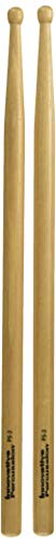 Innovative Percussion FS2 Marching Snare Field Series Standard Wood Tip Drumsticks with Short ()