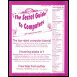 img - for The Secret Guide to Computers: 28th Edition book / textbook / text book