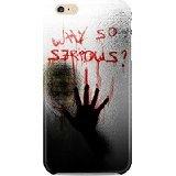 Batman, Joker & Superman for Iphone 6 6s (4.7in) Hard Case Cover (Bat10)