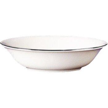 Wedgwood Vera Wang Blanc Sur Blanc Cereal Bowl, 6.2