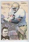 Jerome Bettis (Football Card) 1994 Fleer - Jerome Bettis Rookie of the Year #1