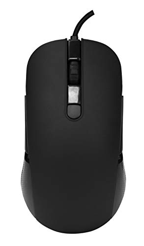 (USB Optical Heated Computer Mouse Basic (Black))
