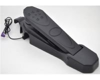 Genuine Guitar Hero Warriors of Rock BASS DRUM FOOT PEDAL PS3 PS2 Wii