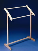"FA Edmunds 12"" x 27"" Scroll Frame With Stand by FA Edmunds"