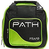 Pyramid Path Spare Ball Tote Lime Green