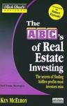 img - for the-abcs-of-real-estate-investing book / textbook / text book