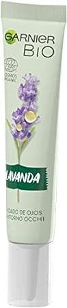 Garnier Bio, Kit Antiedad Crema Regeneradora con Aceite Esencial Lavanda y Vitamina E + Sérum Facial Reafirmante con Lavanda, Suaviza, Reafirma y Regenera la Piel, 50 ml + 30 ml