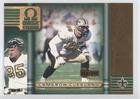 Pacific Cam Omega - Cam Cleeland #58/299 (Football Card) 1999 Pacific Omega - [Base] - Gold #146