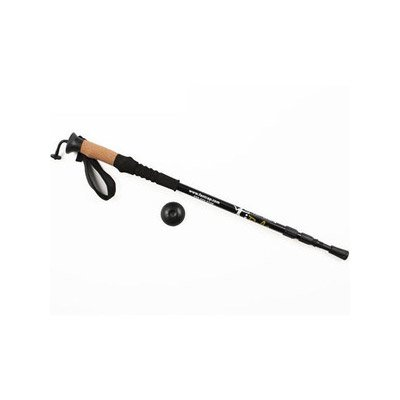 FastCap iPOLE Trekking Skiing Hiking Pole Adjustable 27 Inches to 53 Inches, Outdoor Stuffs