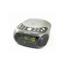 Emerson CKD9901 CD Stereo Clock Radio