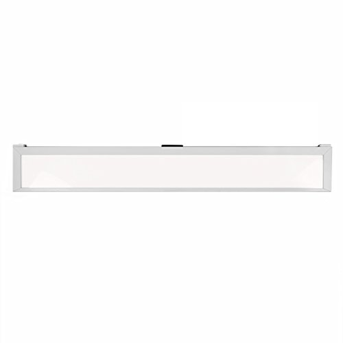 WAC Lighting LN-LED30P-27-WT Contemporary LINE 2.0 LED Undercabinet Light by WAC Lighting