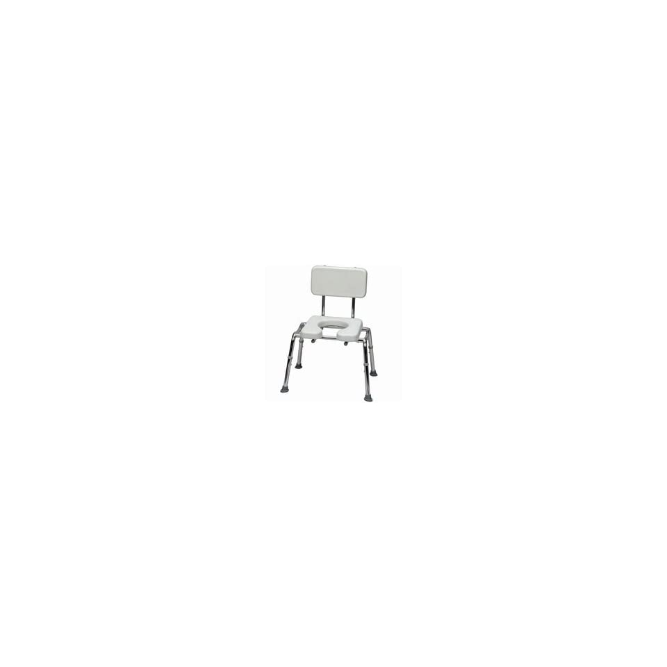 Snap N Save Padded Heavy Duty Shower Chair