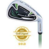 Paragon Rising Star Kids Junior #9 Iron Ages 8-10 Green / Right-Hand