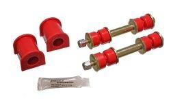 Energy Suspension 7.5109R 20MM STAB BAR BUSH W/END LINKS