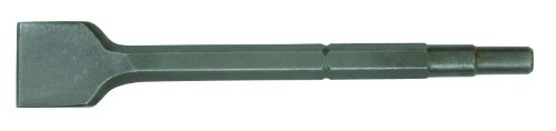 Hitachi 985385 3/4-Inch Hex and 21/32-Inch Round 2-Inch by 12-Inch Flat Wide Chisel