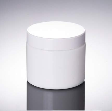 100ml / 3.5oz, 12 pack Snow Diamond Beautiful white Porcelain glass jar with Inner Liners and Lids for cosmetic salve cream mask,High End Glass Containers,Premium Vials (100ml / 3.5oz, 12 - Ounce Porcelain 3.5