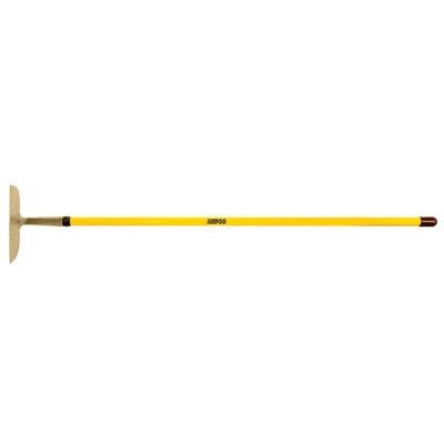Garden Hoes - 6'' hoe garden w/fbg handle by Ampco Safety Tools