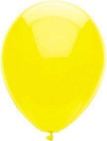 BSA 17'' Lemon Yellow Latex Balloons (72ct)