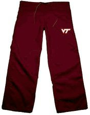 - Virginia Tech Maroon Scrubs Bottoms - 3X-Large