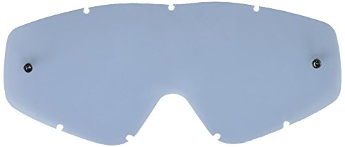 EKS BRAND Unisex-Adult Single Pane GOX MX Motorcross Goggle Replacement Lens (Smoke, One - Goggles Of Brand