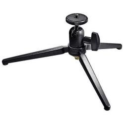 Manfrotto 709B Digi Table Top Tripod with Ball Head (Black) by Manfrotto