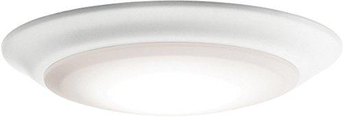 Kichler Flush Lighting (Kichler 43846WHLED30 LED Flush Mount)