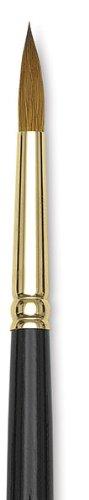 Silver Brush 7100S-1 Renaissance Pure Red Sable Short Handle Premium