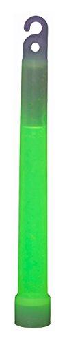 HUMVEE HMV 6GR 6 Inch Weatherproof Lightstick with 12 Hour Glow Time, Green
