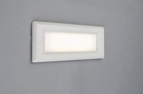 Bruck Lighting 138022wh/3/f - Step 2 LED Step Light - Opal Lens - White Finish ()
