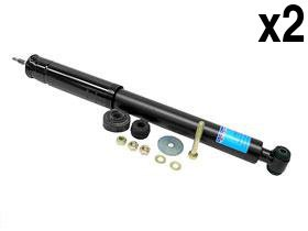 Mercedes w202 Shock Absorber set FRONT Left+Righjt (x2) ()