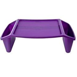 Purple Lap Tray