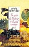 Un goût de bonheur et de miel sauvage par Montupet