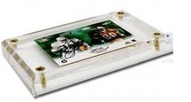 BCW 1/4 Inch Acrylic Card Holder ()