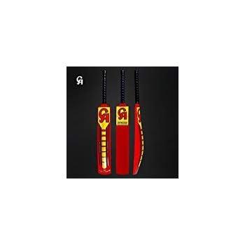 CA NJ-5000 Tape Ball Fiber Cricket Bat 45mm Edge top deal