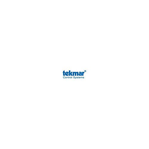 Stage Boiler - Outdoor Boiler Reset Control - One Stage Boiler Reset Control 24V - Tekmar 256 by Tekmar