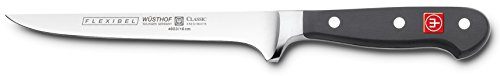 Wusthof Classic 6-Inch Flexible Boning Knife by Wüsthof