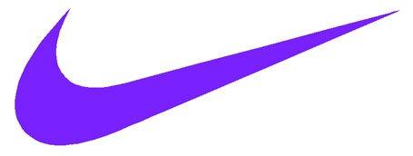 Nike Swoosh Logo Vinyl Sticker Decal