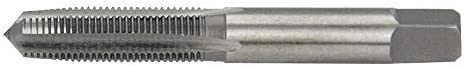 Hand Tap, Taper, 1/4-20, Uncoated, 4 Flt