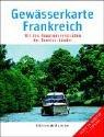 Gewässerkarte Frankreich Taschenbuch – 20. März 2003 Konrad Nussbaum Gewässerkarte Frankreich Delius Klasing Verlag 3892253676