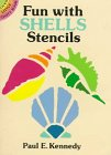 Fun With Shells Stencils (Dover Little Activity Books)
