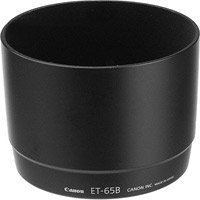 Canon ET-65B Lens Hood para EF 70-300mm f /4.5-5.6 IS y DO IS USM